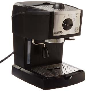 reviewing the 5 best espresso machines for home in 2017. Black Bedroom Furniture Sets. Home Design Ideas